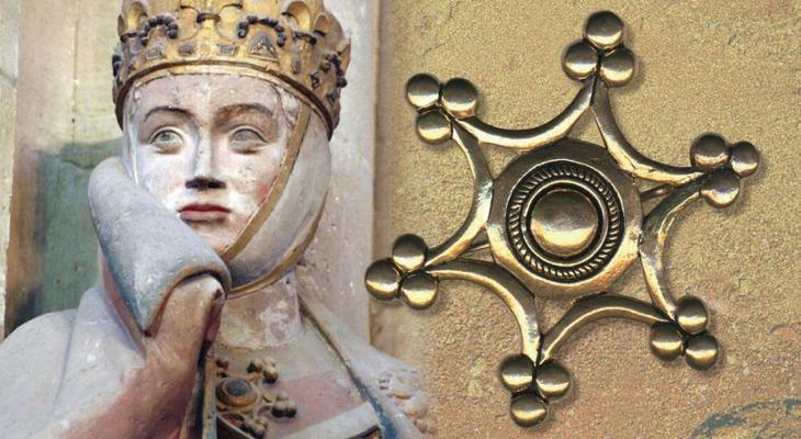 Middeleeuwse ringbroches