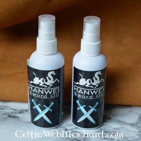 CAS Hanwei Hanwei Espada del petróleo, 50 ml