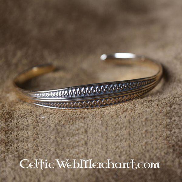 Bracelet géométrique