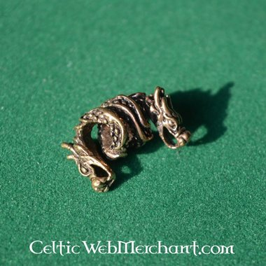 Dragon beard bead bronze