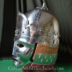 14de eeuwse Mongoolse helm