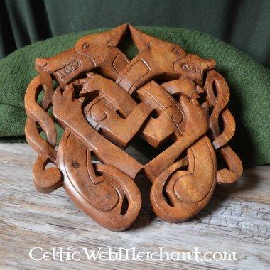 Lupo di Wood Odin