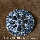 Fibule circulaire Viking, style Borre