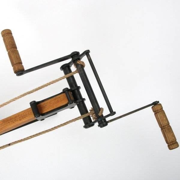 Winda kotwiczna dla tradycyjnych kusz