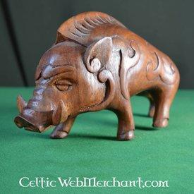 Pictic wild boar
