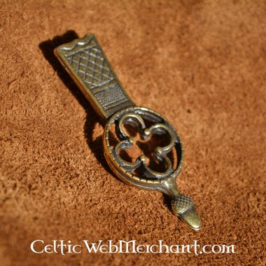 Medieval belt end Museum of London