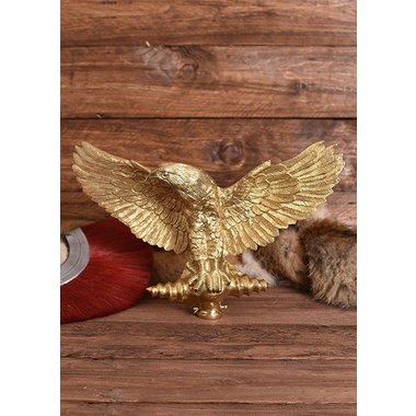 Aquila, Roman eagle with shaft