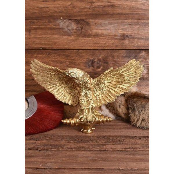 Deepeeka Aquila, Romerske ørn med aksel