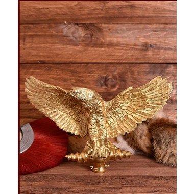 Aquila, Romeinse adelaar met schacht