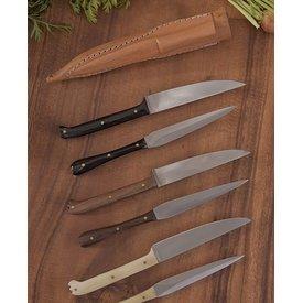 14de eeuws mes en eetprikker