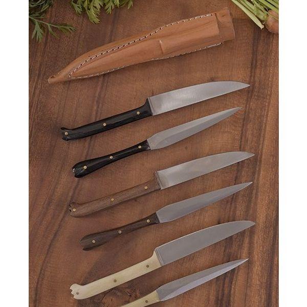 14 århundrede kniv & eating vælge