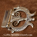 Roman buckle Herculaneum