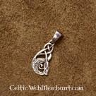 Keltische hanger met zeepaardje