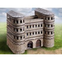 Bouwplaat Porta Nigra