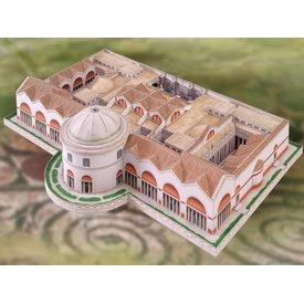 Ensemble de construction modèle Baths of Caracalla