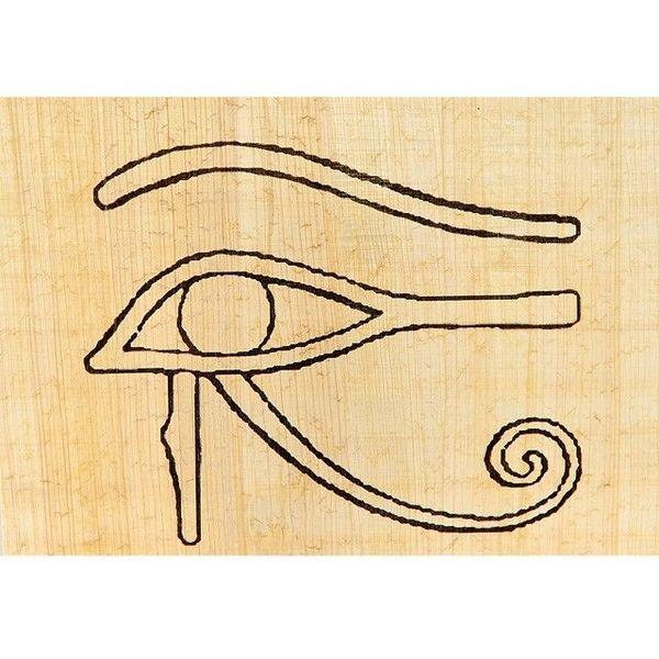 Colorare Horus papiro