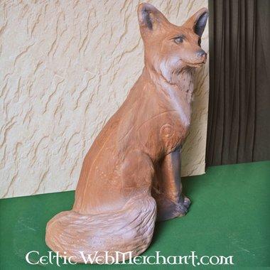 3D grandeur nature renard