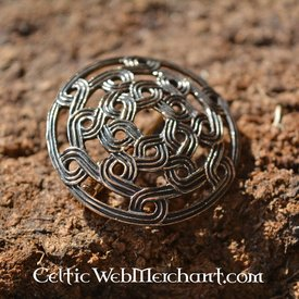 Bronze Viking brooche