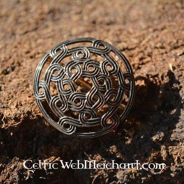 Bronze Viking brooch