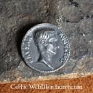 moneta romana Cesare Augusto