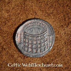 Romerske mønter åbning Colosseum