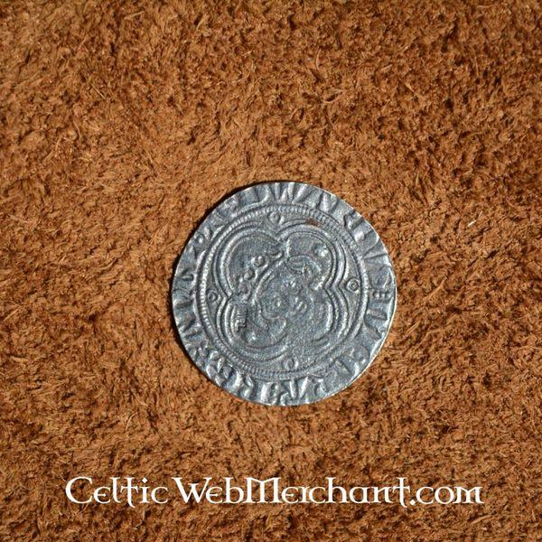 pièces anglaises médiévales