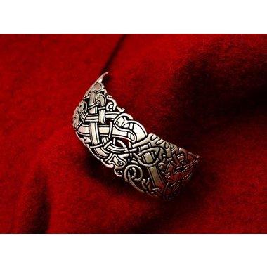Keltische armband met OudIerse motieven