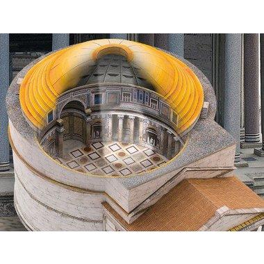 Model building kit Pantheon