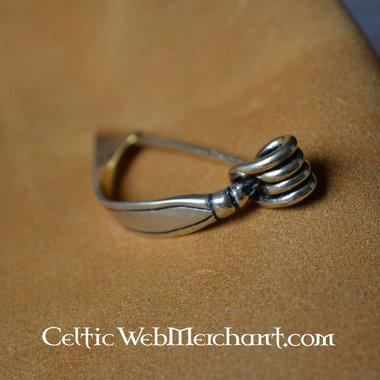 Celtic fibula 3rd - 1st century BC.