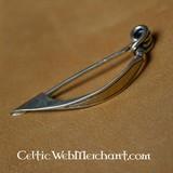 Keltische fibula 3de-1ste eeuw v.Chr.