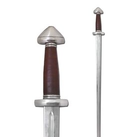 Armour Class espada de Viking, Petersen tipo C (en la acción)