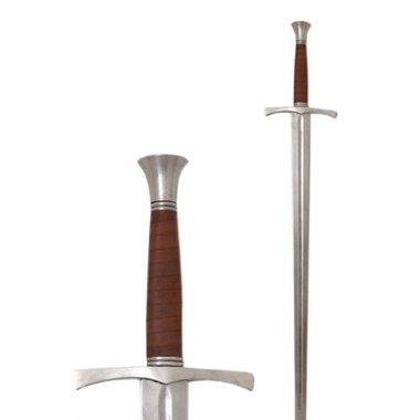 Espada tipo XIII (en la acción)