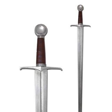 Medievale Spada ad una mano (in azione)