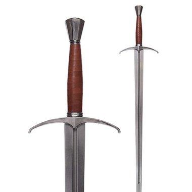 Hand-e-un-metà spada (in azione)