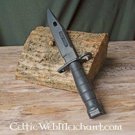Cold Steel Bayonet di formazione di gomma M9