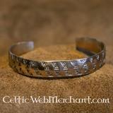 pulsera de Viking siglo 9