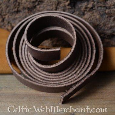 bande de ceinture en cuir, 30 mm / 180-190 cm
