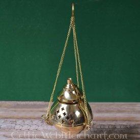 Supporto di incenso medievale