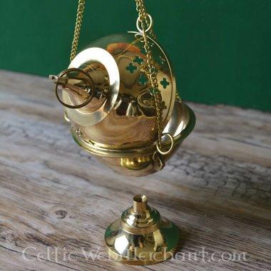 Medieval incense holder