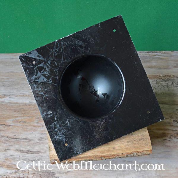 Deepeeka Vierkante schildknop
