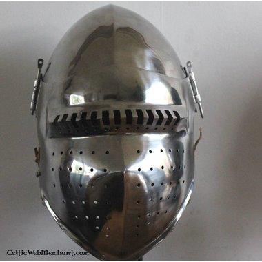 siglo 15 Bacinete