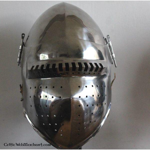 Marshal Historical Bascinet z XV wieku, 2 mm