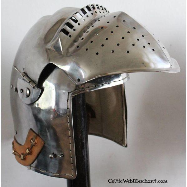 Marshal Historical 15de eeuwse bascinet, 2 mm