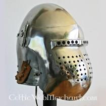Marshal Historical Bascinet du début du XVe siècle, 2 mm