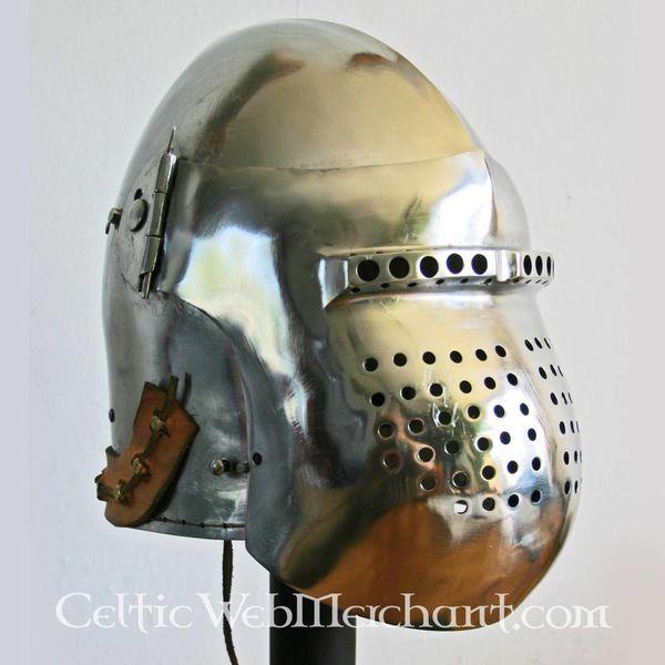 Marshal Historical Bacinete siglo 15
