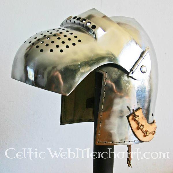 Marshal Historical Vroeg 15de eeuwse bascinet, 2 mm