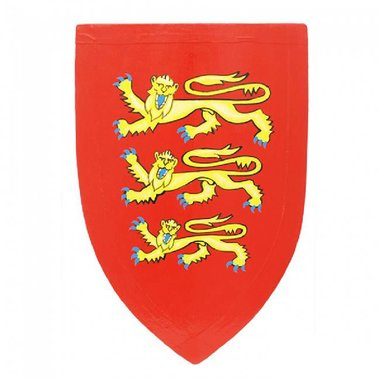 Child shield English kings