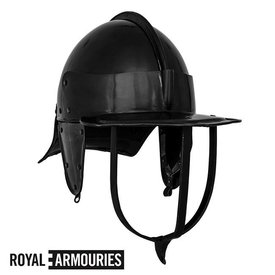 Royal Armouries Burgonet guerra civil británico