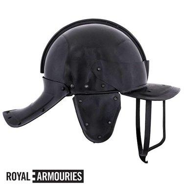 Burgonet Britse burgeroorlog