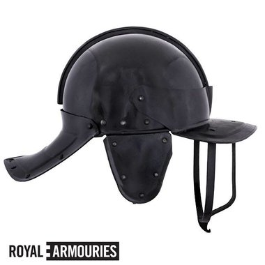 Burgonet guerra civil británico